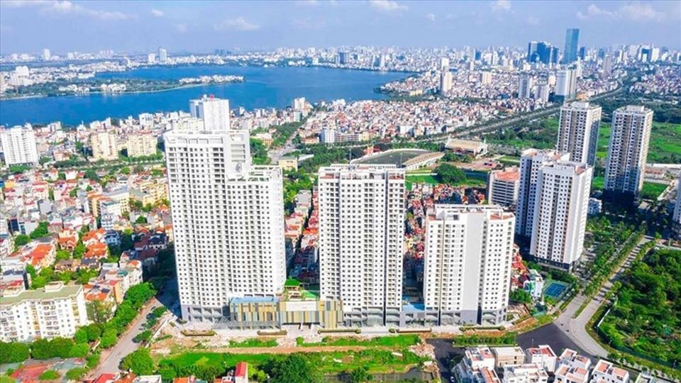 Thị trường bất động sản trong nước đối mặt với nhiều khó khăn do ảnh hưởng bởi đại dịch COVID-19