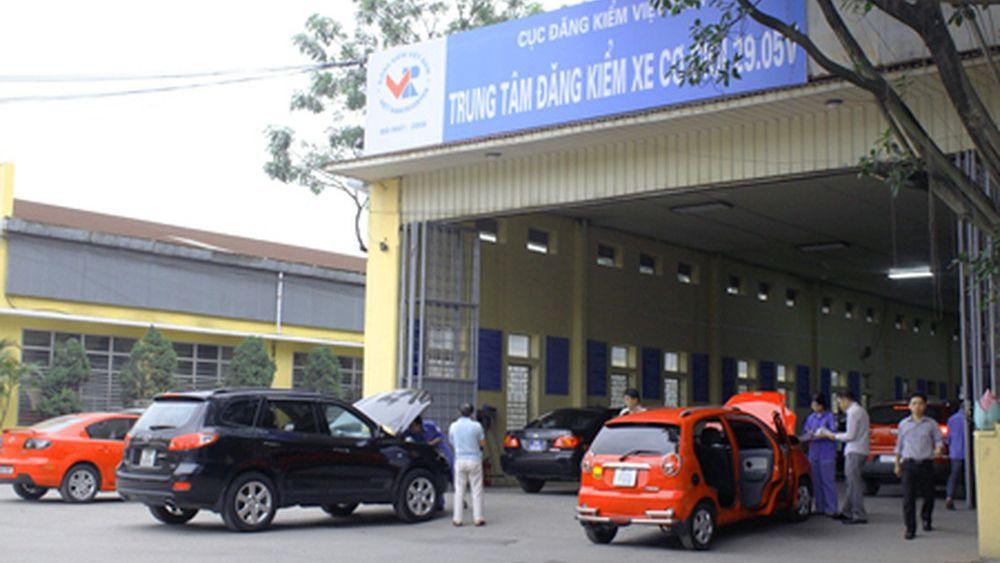 Bộ GTVT đề xuất giảm lệ phí cấp giấy đăng kiểm cho xe ô tô về mức 0 đồng
