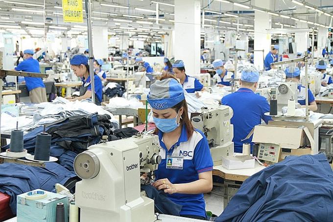 Thị trường hồi phục, dệt may hướng đến mục tiêu xuất khẩu 39 tỷ USD.