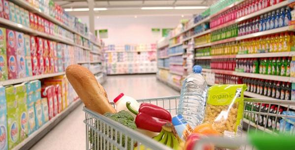 Đi siêu thị