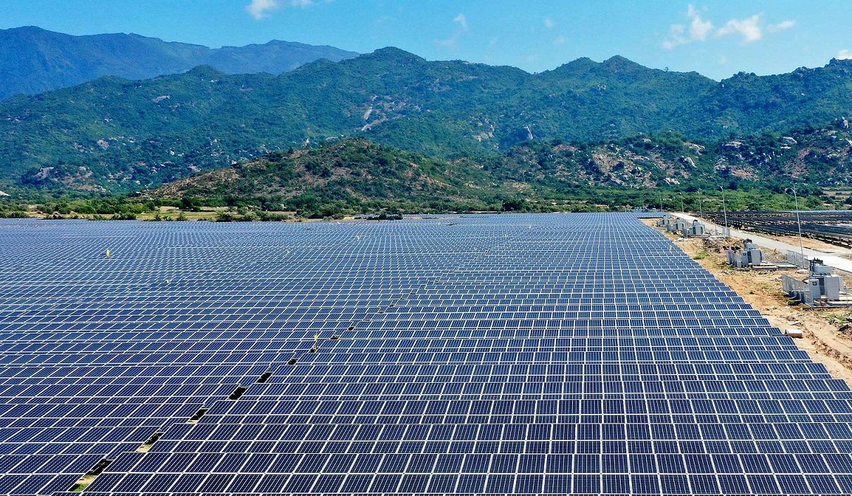 Các dự án điện mặt trời ở Việt Nam thu hút đầu tư nước ngoài
