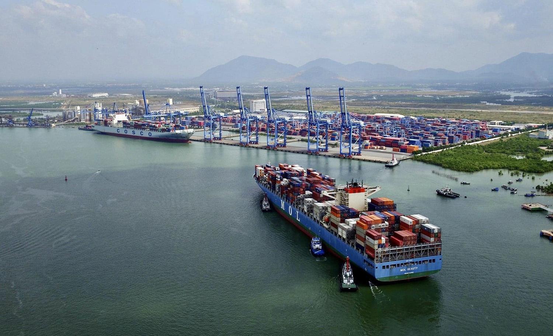 Phú Mỹ ưu tiên phát triển công nghiệp và cảng biển để thúc đẩy phát triển kinh tế với tốc độ tăng trưởng nhanh, bền vững
