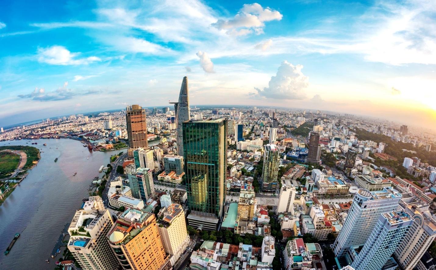 TP HCM sẽ trở thành đô thị thông minh vào năm 2025