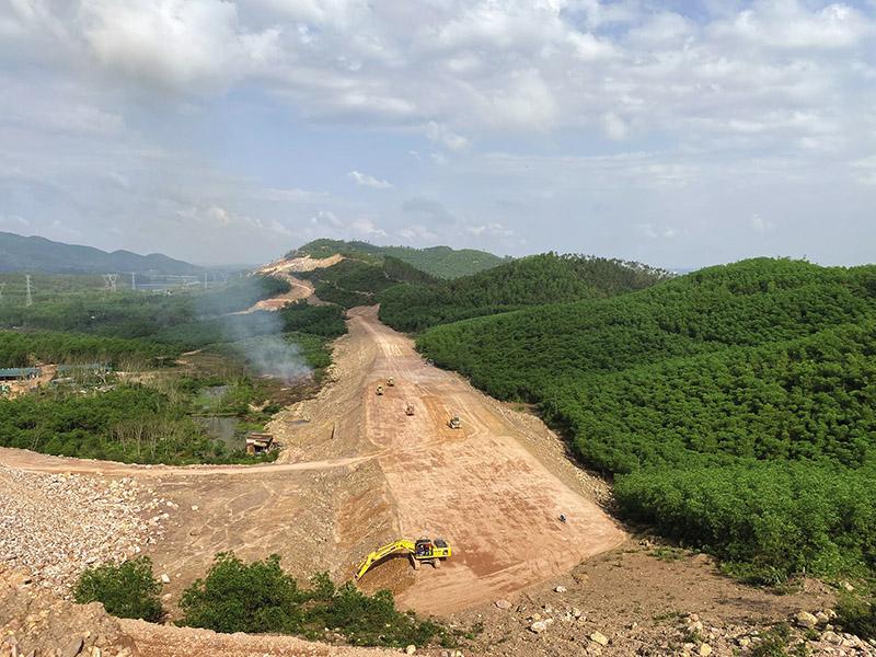 Các đại dự án giao thông chạy nước rút ngay từ đầu năm
