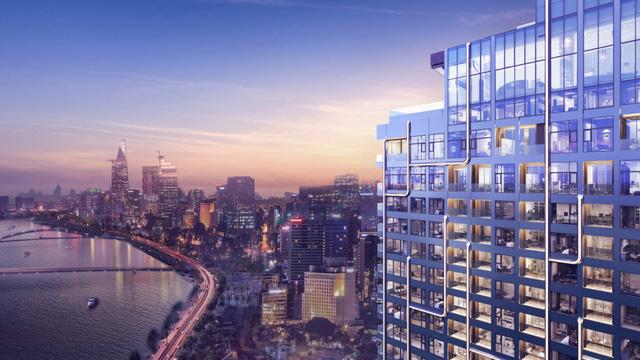 Grand Marina được định vị là dòng sản phẩm siêu sang, với giá trị lên đến hàng triệu đô mỗi căn hộ