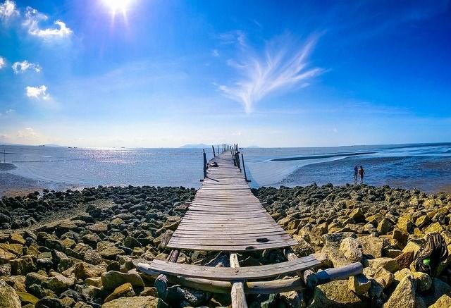 Du lịch huyện đảo Cần Giờ sẽ mở cửa đón khách từ ngày 1/10.