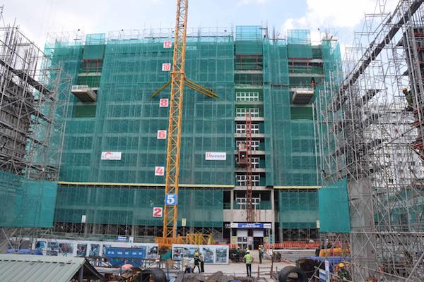 TP Hồ Chí Minh: Công khai dự án bất động sản cầm cố ngân hàng để bảo vệ người mua nhà (Nguồn: Kinh tế đô thị)