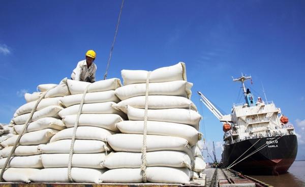 Năm 2020, Việt Nam đã ở vị trí thứ 2 thế giới về xuất khẩu gạo với 6,25 triệu tấn