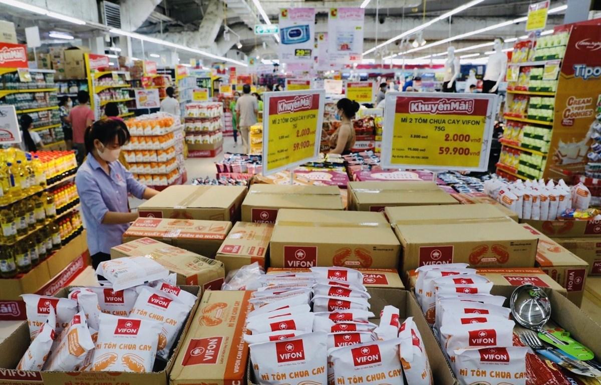 Nguồn cung hàng hóa dồi dào, không lo sốt giá vì dịch