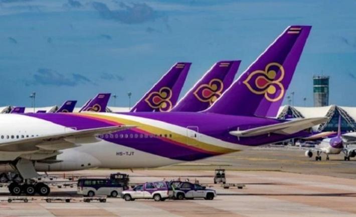 Thai Airways trước nguy cơ phá sản. (Ảnh: Bangkokpost)
