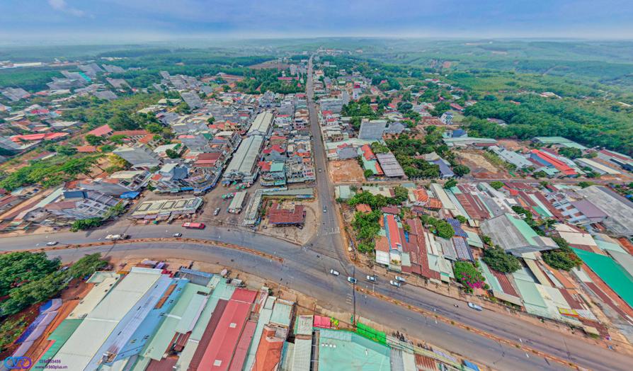 Hàng loạt các tuyến đường trọng điểm được nâng cấp đưa hạ tầng Bình Phước