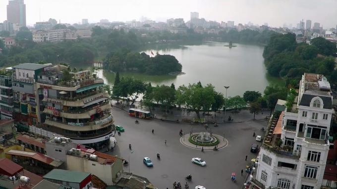Theo Sở Du lịch Hà Nội, năm tháng đầu năm 2021, Hà Nội đón 2,89 triệu lượt khách, giảm 6,7% so với năm ngoái.