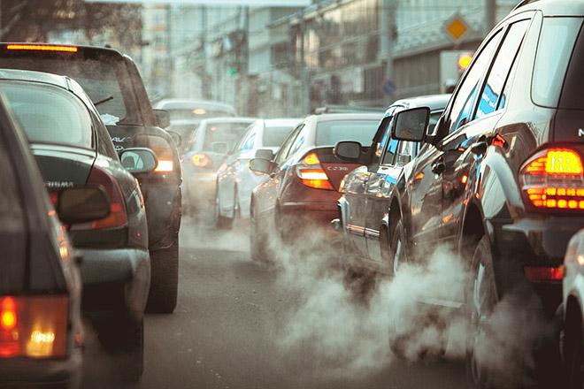 Theo thống kê, giao thông vận tải đóng góp 70% tổng lượng bụi và khí thải vào môi trường không khí.