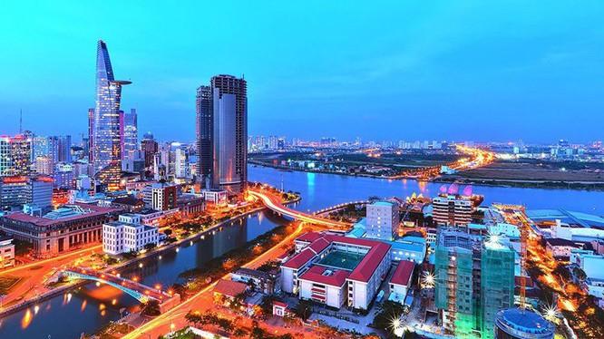 Kinh tế Việt Nam vẫn tăng trưởng ấn tượng trong đại dịch. Ảnh minh họa.