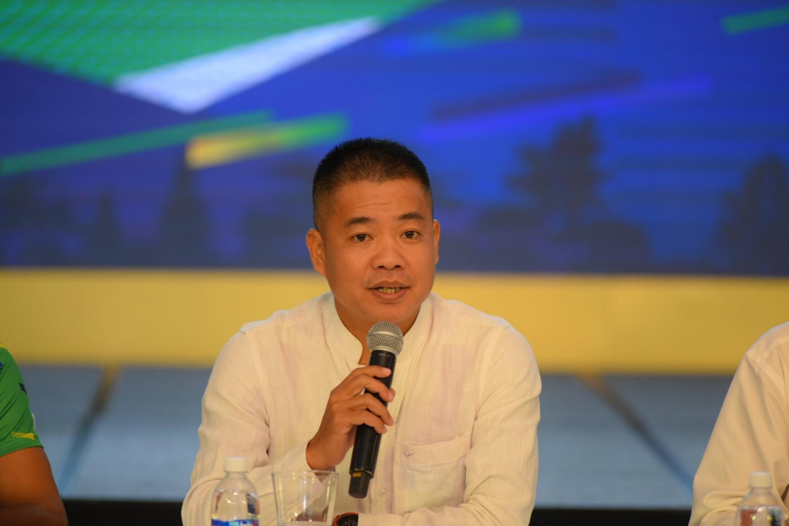 Ông Nguyễn Từ Anh- Giám đốc điều hành Công ty CP Truyền thông Nexus- đơn vị tổ chức