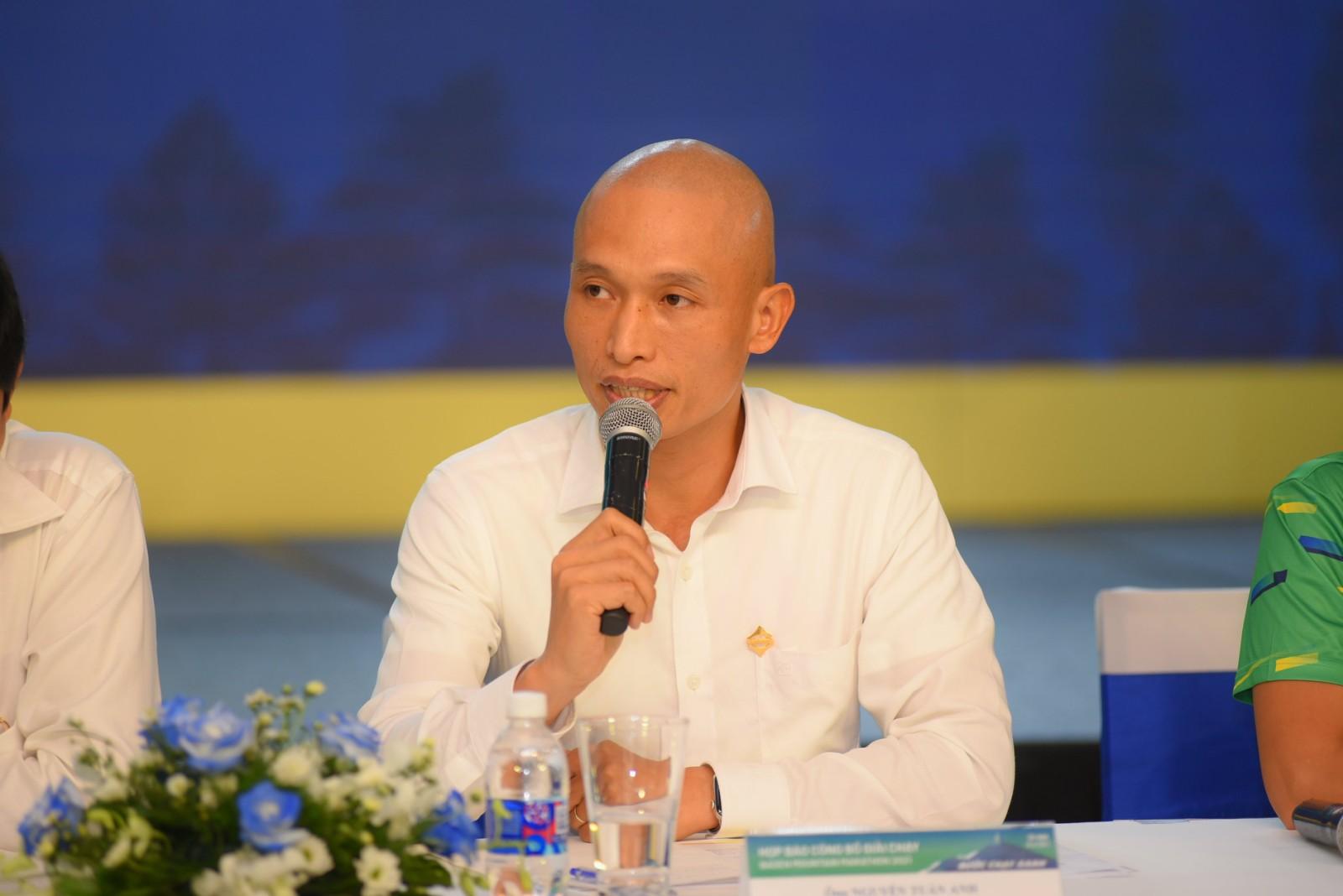 ông Nguyễn Tuấn Anh – Giám đốc KDL Sun World BaDen Mountain, Đại diện tập đoàn Sun Group