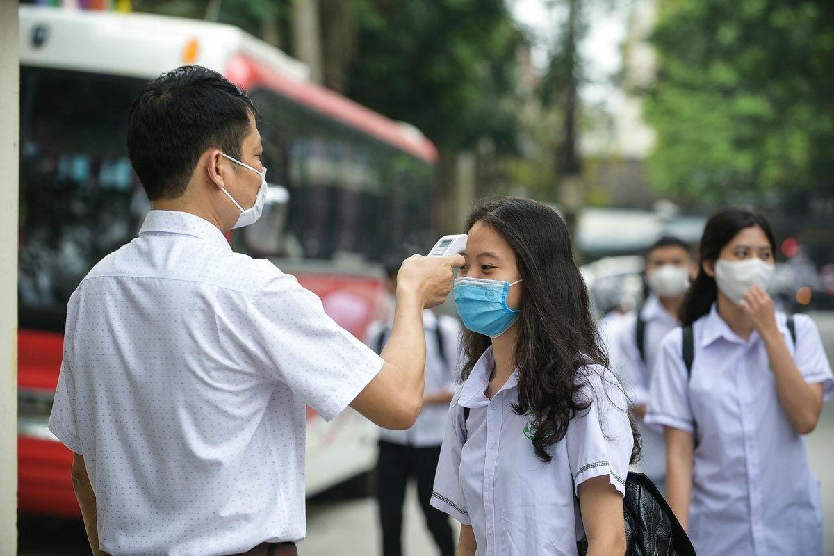 Hà Nội tăng cường chỉ đạo tổ chức kỳ thi tuyển sinh lớp 10.