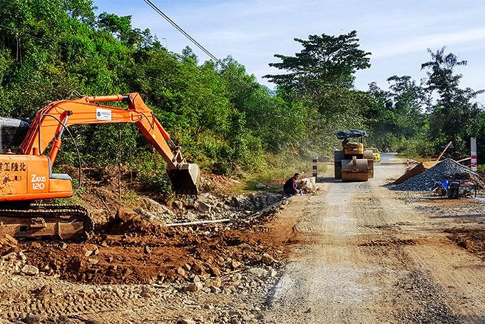 Nhiều dự án sử dụng vốn đầu tư công ở tỉnh Khánh Hòa đang bị chậm tiến độ (Ảnh minh họa).