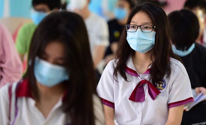 Có hơn 640.000 trẻ em thành phố Hồ Chí Minh từ 12-18 tuổi chờ được tiêm vắc xin phòng Covid-19.