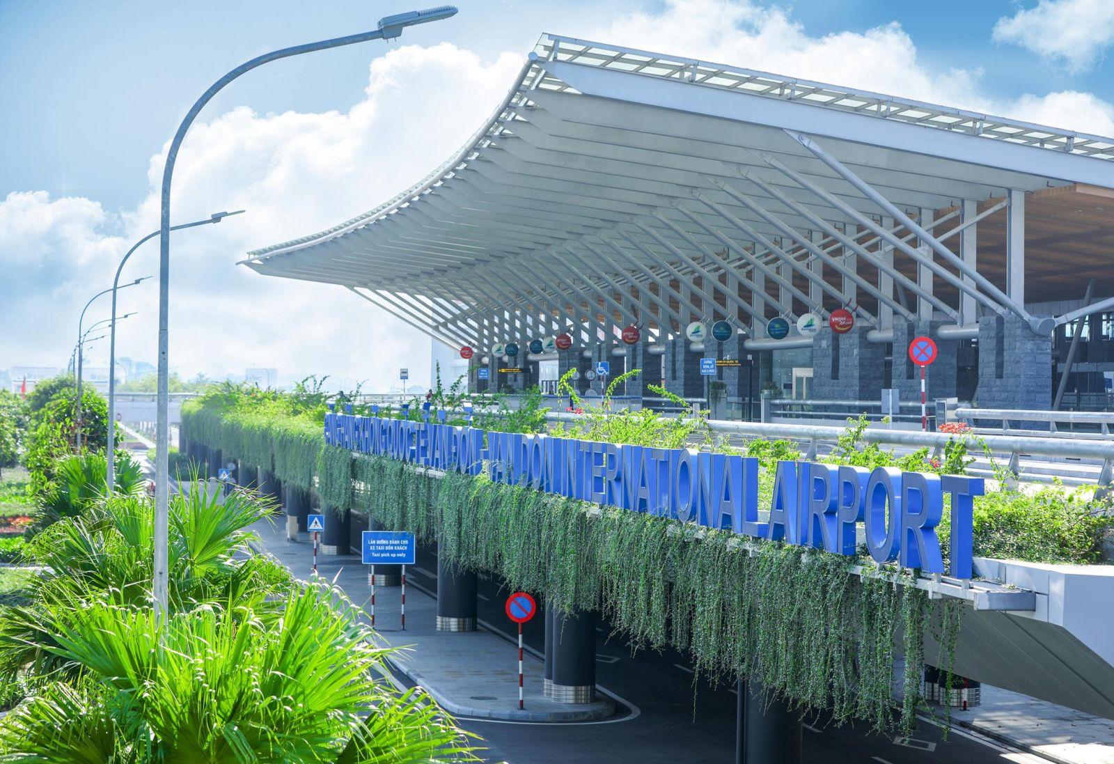 Cảng hàng không Quốc tế Vân Đồn đã hoạt động ổn định sau thời gian cách ly