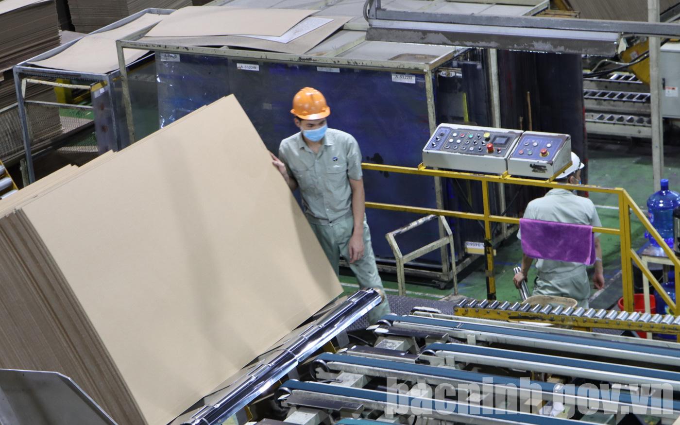 Bắc Ninh: Tạo mọi điều kiện cho doanh nghiệp hoạt động trong tình hình mới