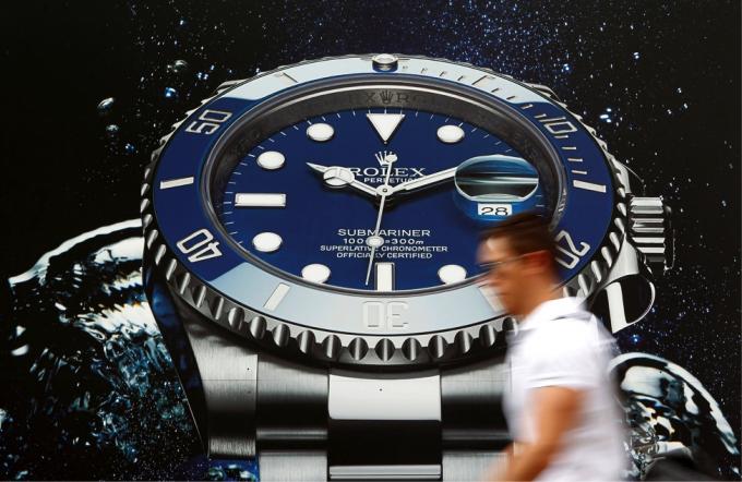 Nền công nghiệp sản xuất đồng hồ của Thụy Sĩ đã gặp nhiều khó khăn trong những năm gần đây. Ảnh: Getty
