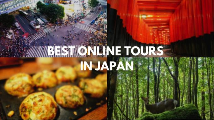 """Cơn sốt"" tour du lịch ảo thời Covid-19 tại Nhật Bản. Ảnh: Japan Online Tour."