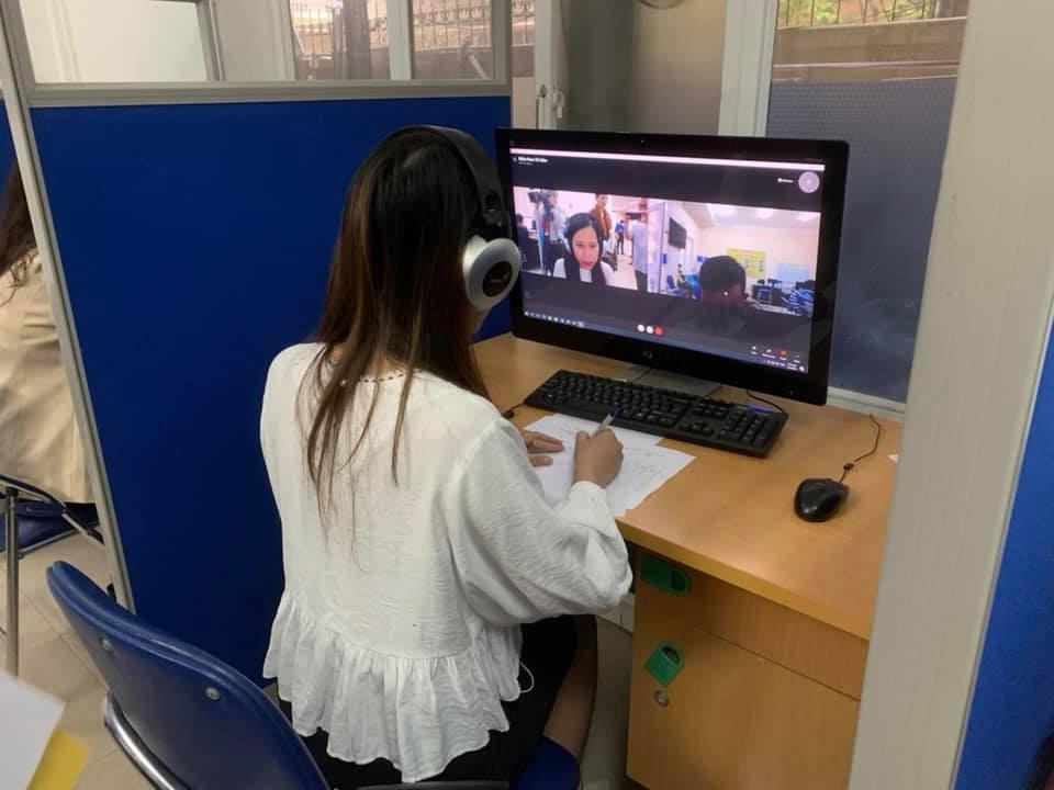 Kết nối việc làm trực tuyến tại Trung tâm dịch vụ việc làm Hà Nội