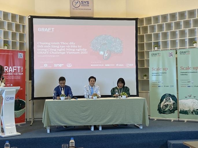 GRAFT được thực hiện trong khuôn khổ Chương trình Aus4Innovation hợp tác giữa Chính phủ Úc và Việt Nam để góp phần thúc đẩy thử nghiệm các mô hình mới trong hợp tác đối tác công-tư, tăng cường năng lực của Việt Nam trong công tác dự báo số, xây dựng kịch bản, thương mại hóa và chính sách về đổi mới sáng tạo