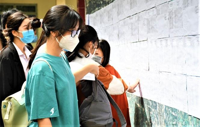 Do ảnh hưởng của dịch Covid-19, Hà Nội lùi lịch trả Giấy chứng nhận tốt nghiệp THPT