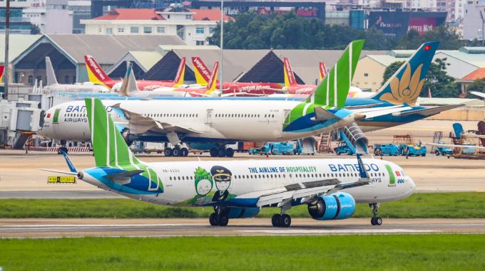 Bamboo Airways đang chuẩn bị sẵn sàng cho chuyến bay thử nghiệm ngay trong tháng 9/2021 (Ảnh: Lưu Ngọc Tuấn)