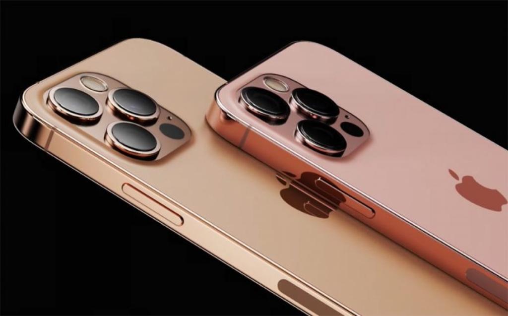 Thiết kế được cho là của Iphone 13 series.