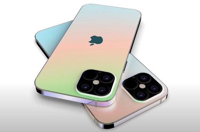 Hình ảnh được cho là thiết kế của thế hệ smartphone tiếp theo của Apple - iPhone 13.