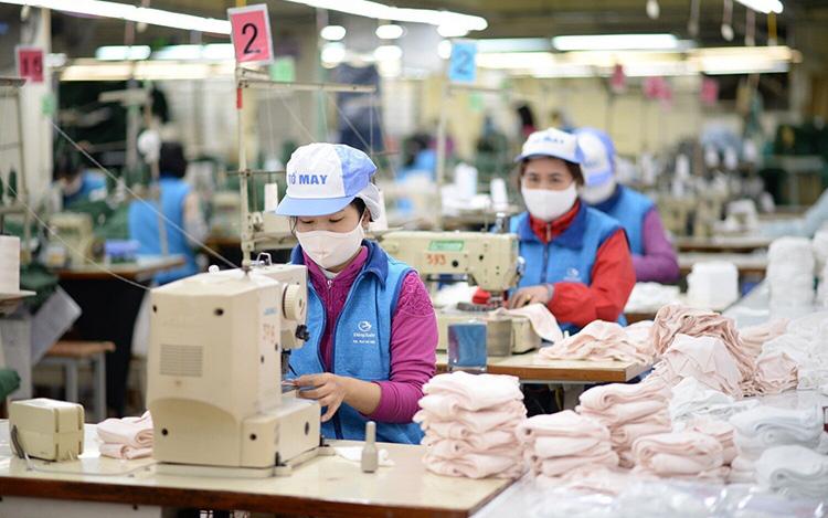 các doanh nghiệp Việt Nam đã xuất khẩu gần 174 triệu chiếc khẩu trang y tế các loại trong quý 1/2021