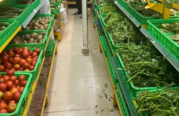 Dự báo những ngày sắp tới, các mặt rau, quả và tôm nước mặn sẽ cung vượt cầu. Ảnh: Báo Thanh Tra