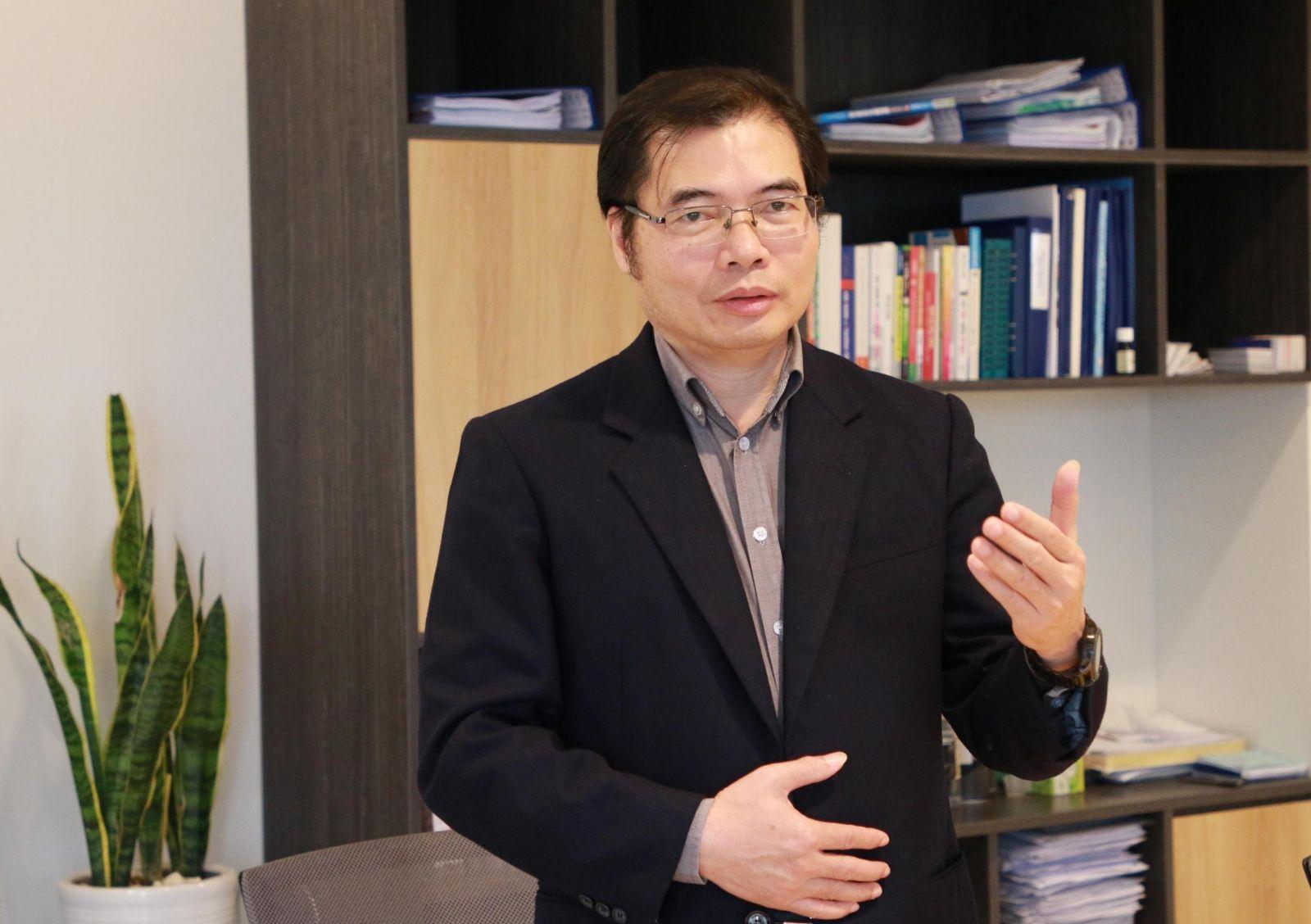 Ông Phạm Ngọc Sáu - Giám đốc Cảng hàng không Quốc tế Vân Đồn