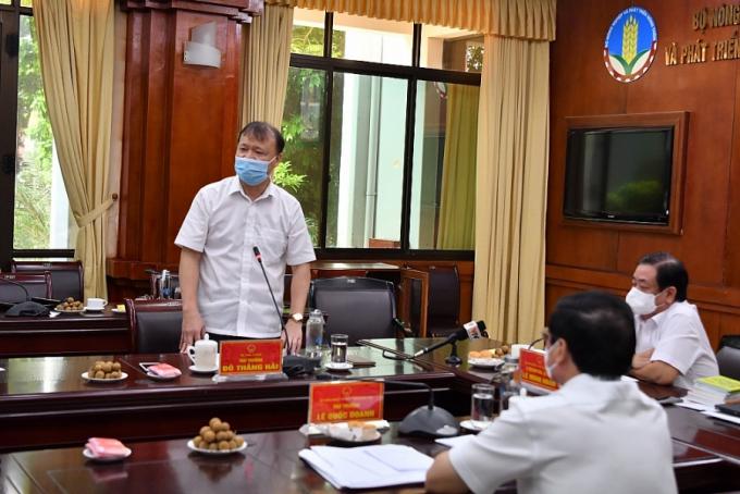 Ông Đỗ Thắng Hải, Thứ trưởng Bộ Công Thương.
