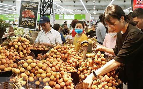 """Chương trình """"Tháng khuyến mại tập trung quốc gia 2021- Vietnam Grand Sale 2021"""""""