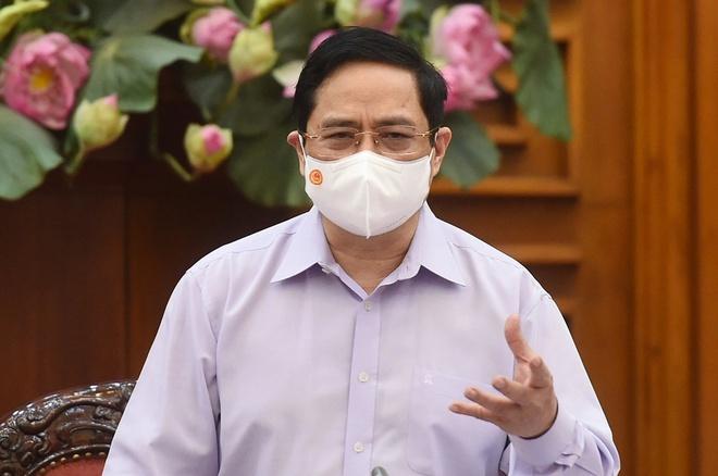 Thủ tướng lưu ý, tỉnh Bà Rịa - Vũng Tàu, tỉnh Khánh Hòa, TP Đà Nẵng chưa thực hiện nghiêm túc các quy định, yêu cầu các tỉnh này chấn chỉnh lại ngay.
