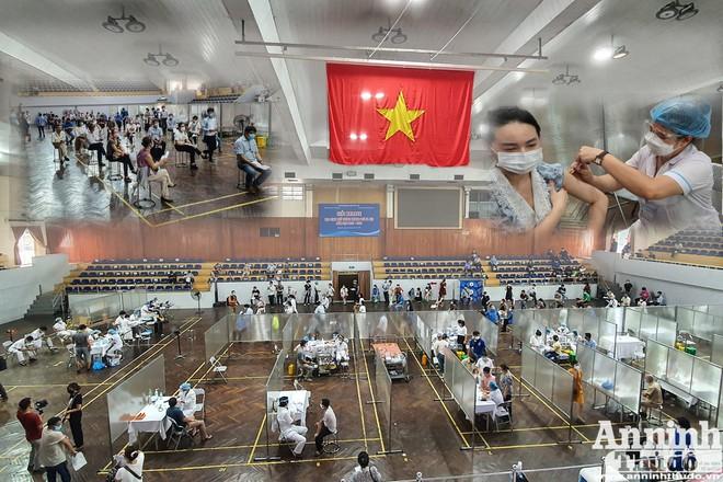 Hà Nội đang thần tốc triển khai tiêm vaccine diện rộng cho nhân dân