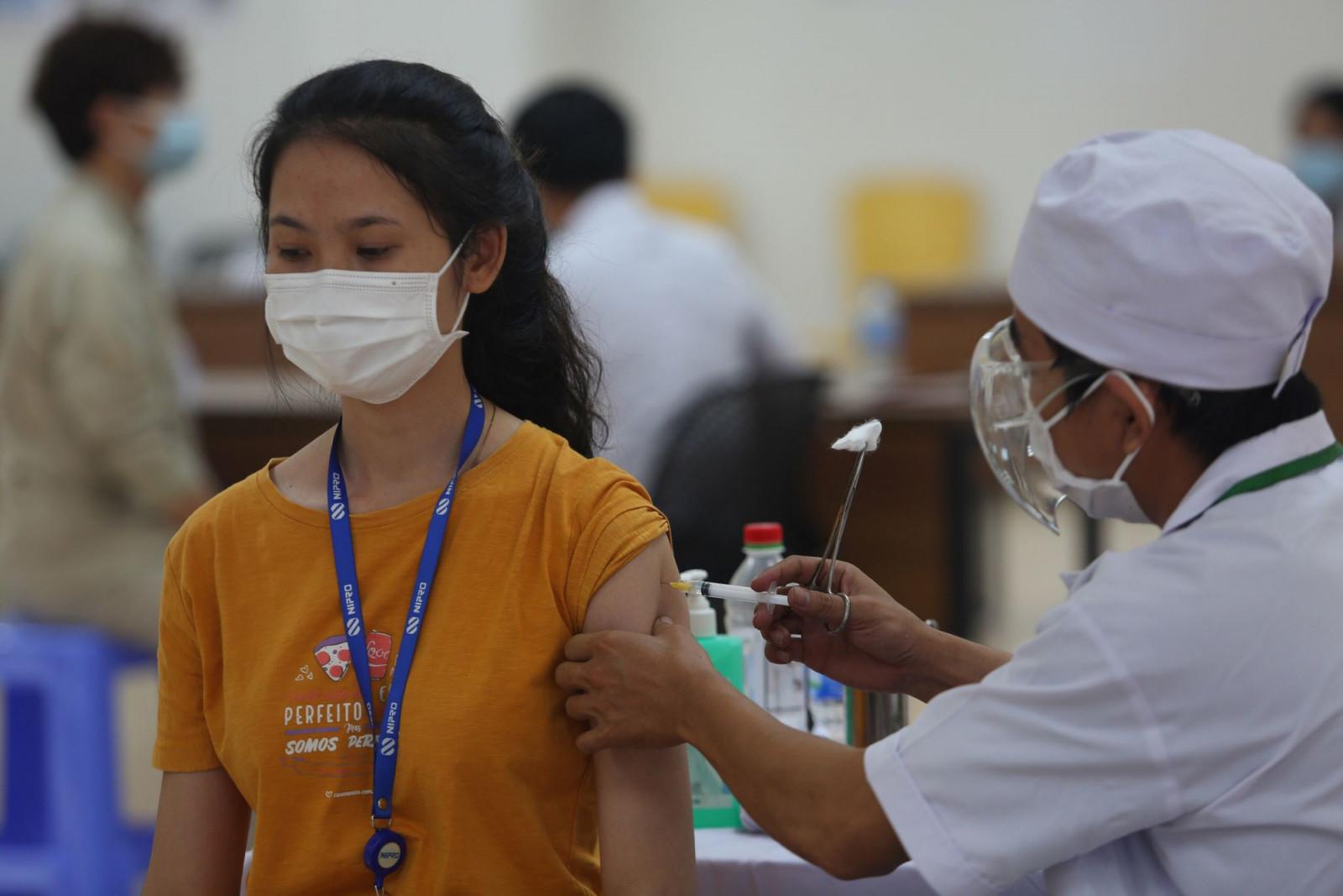 TP.HCM cần 5 triệu liều vaccine phòng Covid-19 trong tháng 8/2021.