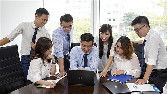 Vinamilk đầu tư phát triển đội ngũ quản lý trẻ.
