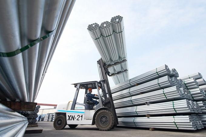 Xuất khẩu sắt thép của Việt Nam đạt hơn 7 tỷ USD. Ảnh minh họa