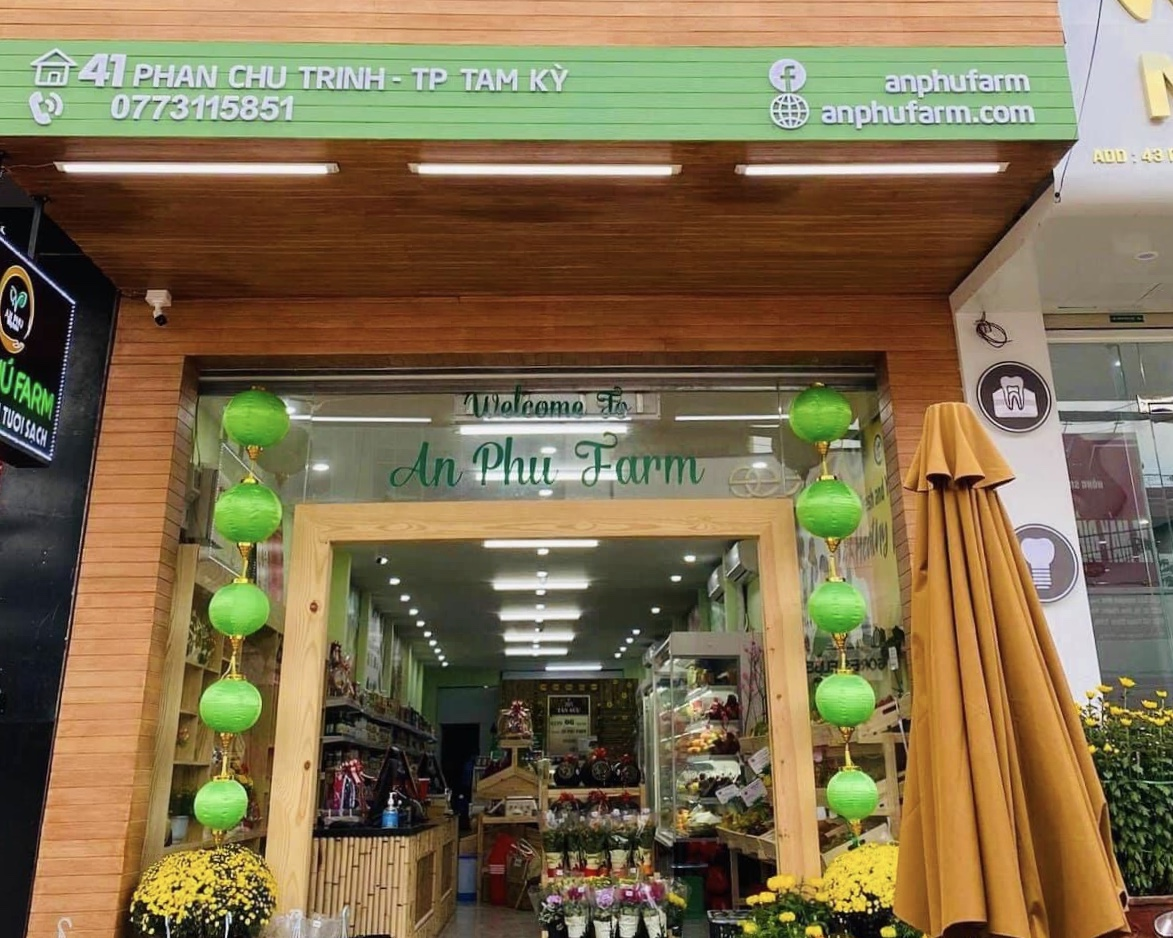 Chi nhánh tại TP. Tam Kỳ chính thức hoạt động vào đầu năm 2018. Hiện nay đã đổi sang địa chỉ mới là: số 41 Phan Chu Trinh- TP. Tam Kỳ