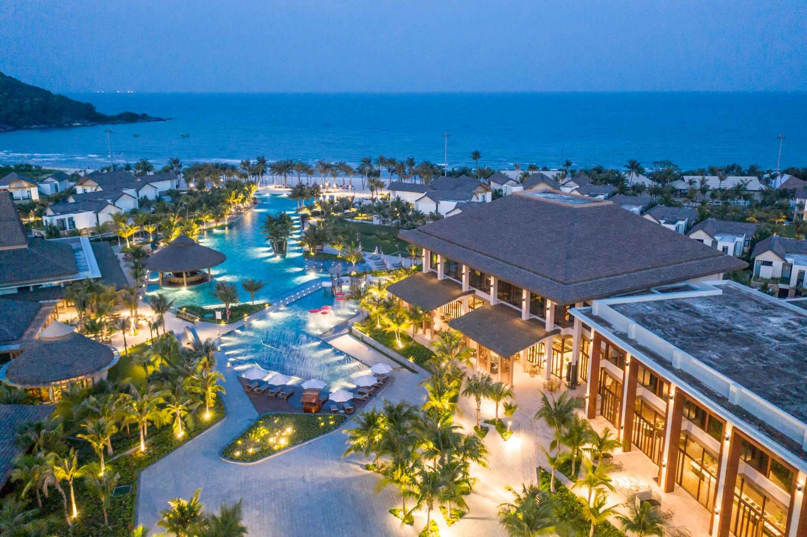 Khu nghỉ dưỡng New World Phu Quoc Resort của Sun Group tại Nam đảo
