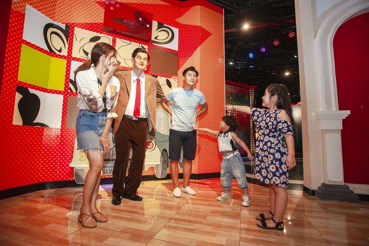 Bảo tàng tượng sáp tại Sun World Halong Complex