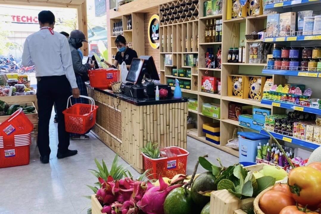 An Phú Farm là cửa hàng tiên phong trong việc mở cửa hàng thực phẩm hữu cơ tại TP. Tam Kỳ