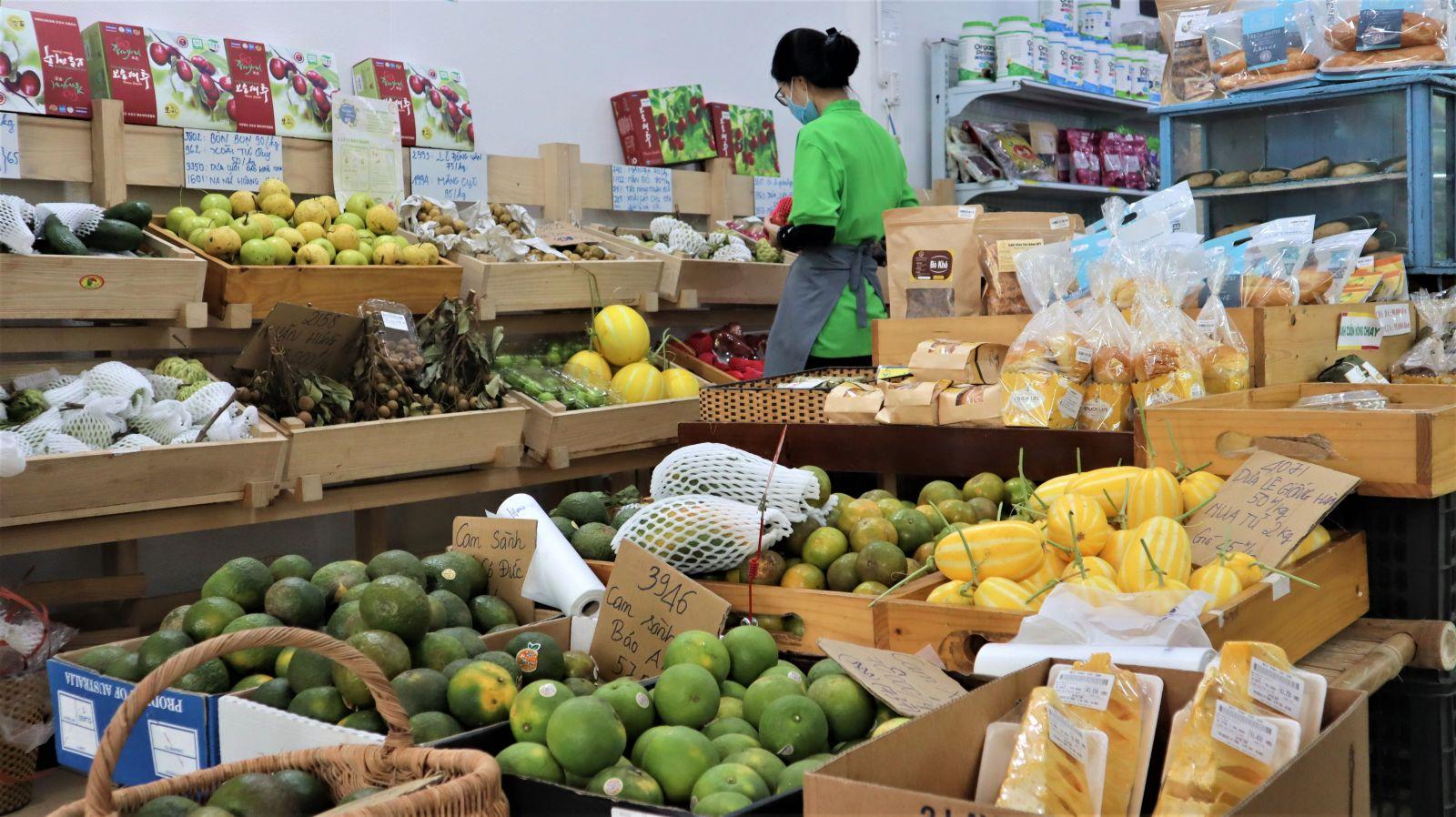 Các loại trái cây tăng cường vitamin và sức đề kháng luôn được cửa hàng An Phú Farm chú trọng và bổ sung lượng hàng dồi dào.