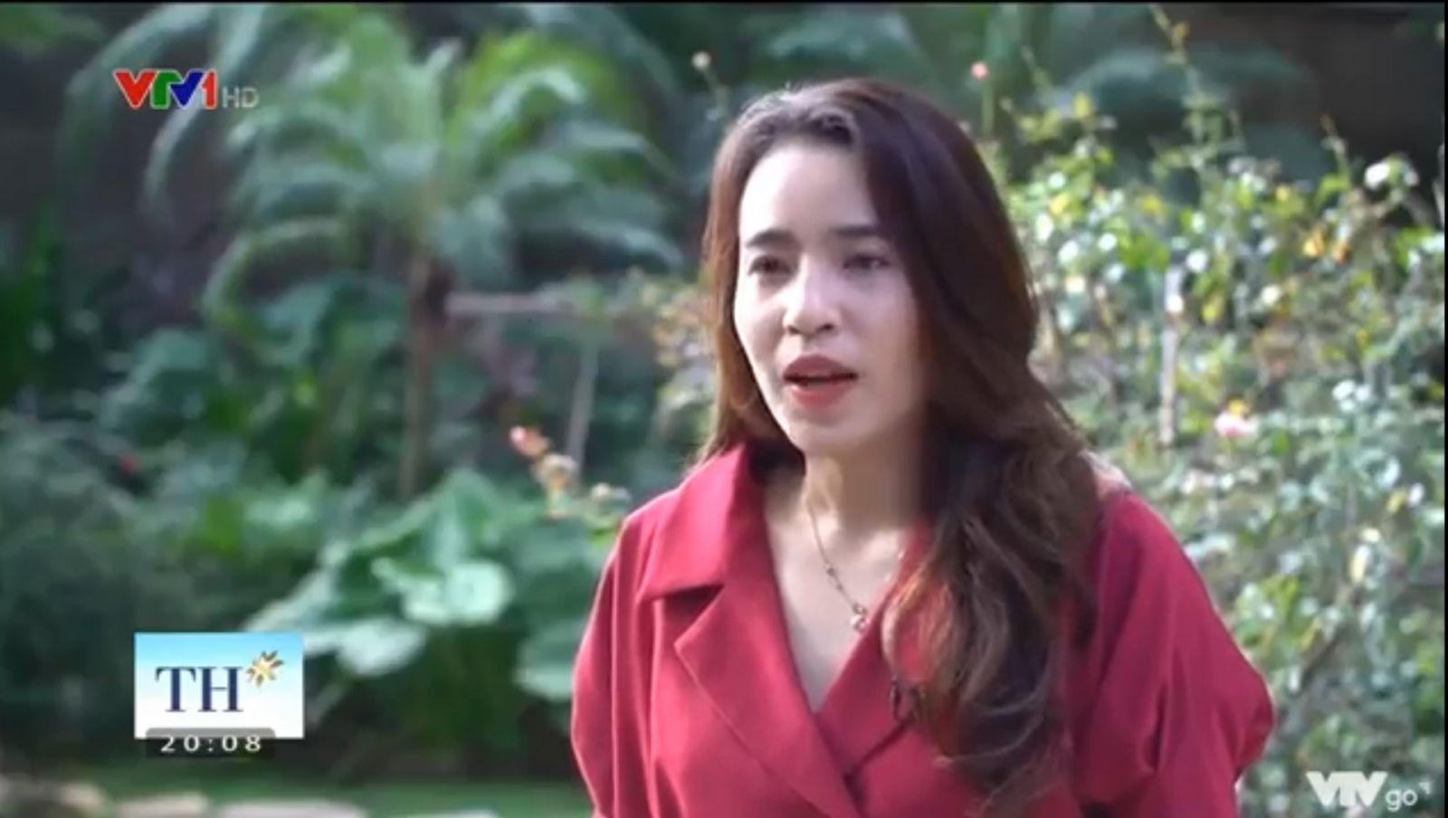 Bà Trần Thị Như Trang, Giám đốc Quỹ Vì Tầm Vóc Việt