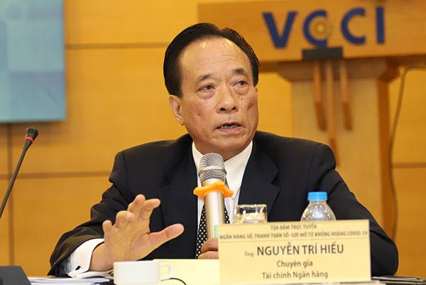TS Nguyễn Trí Hiếu.